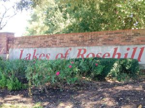Lakes of Rosehill